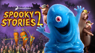 Is DreamWorks Spooky Stories: Volume 2, Season 1 on Netflix?