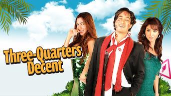 Three-Quarters Decent