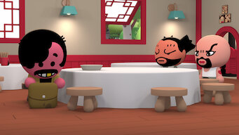 Pucca: Love Recipe: Season 1: Goh-Rong's Special Guests